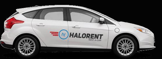 Halorent - Ford focus - Wypożyczalnia samochodów Gdańsk lotnisko, Gdynia, Sopot
