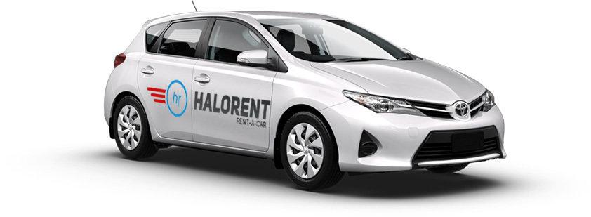 HaloRent - wynajem samochodów