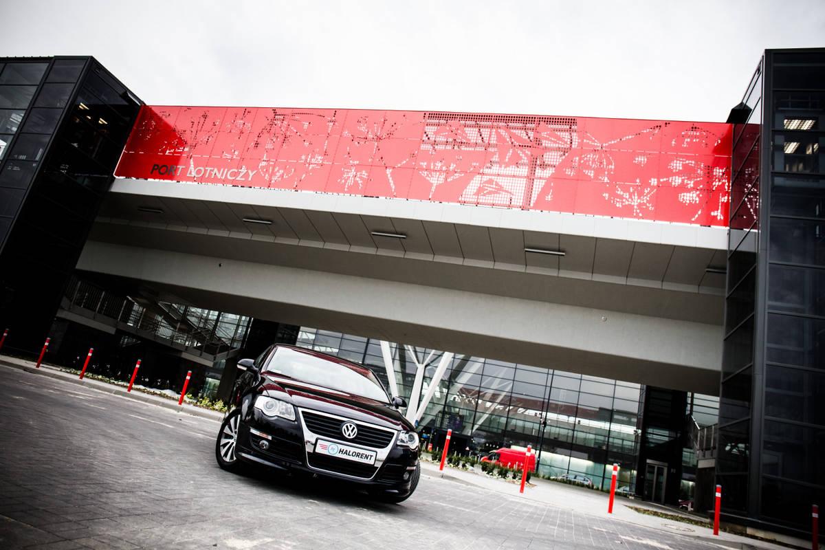 Halorent Wypożyczalnia samochodów Gdańsk lotnisko