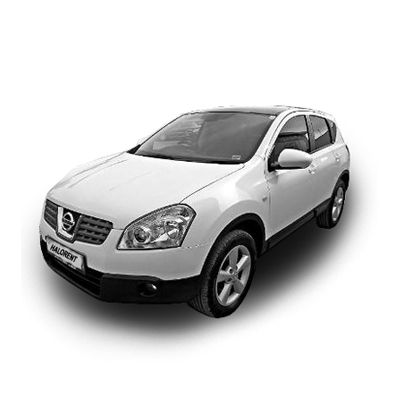 Nissan Qashqai - Oferta wynajmu samochodu na obszarze Trójmiasta i okolic