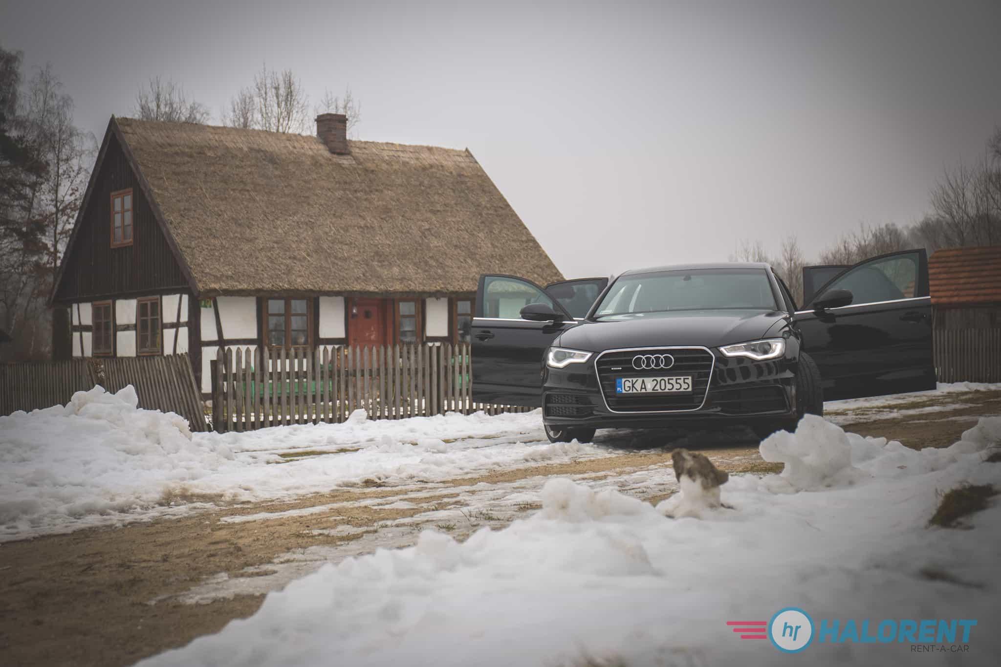 Audi A6 Quattro S-line Automat