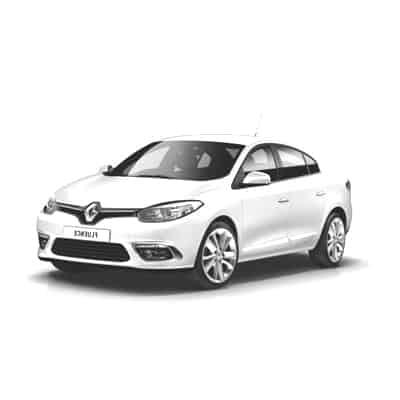 Renault Fluence 1,5 dci - Wypożyczalnia samochodów w Gdyni i Gdańsku - Rent a car