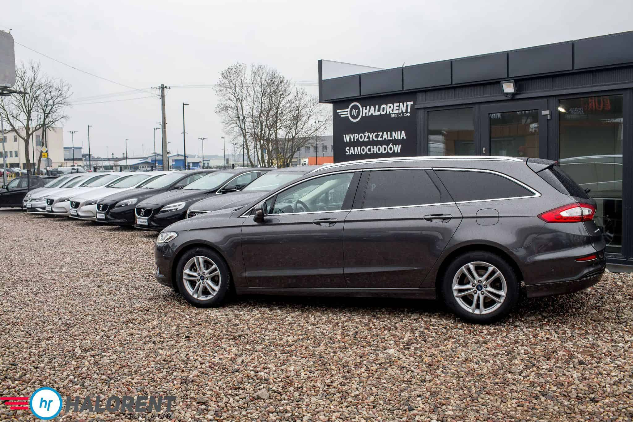 Ford Mondeo 2.0 Diesel Automat