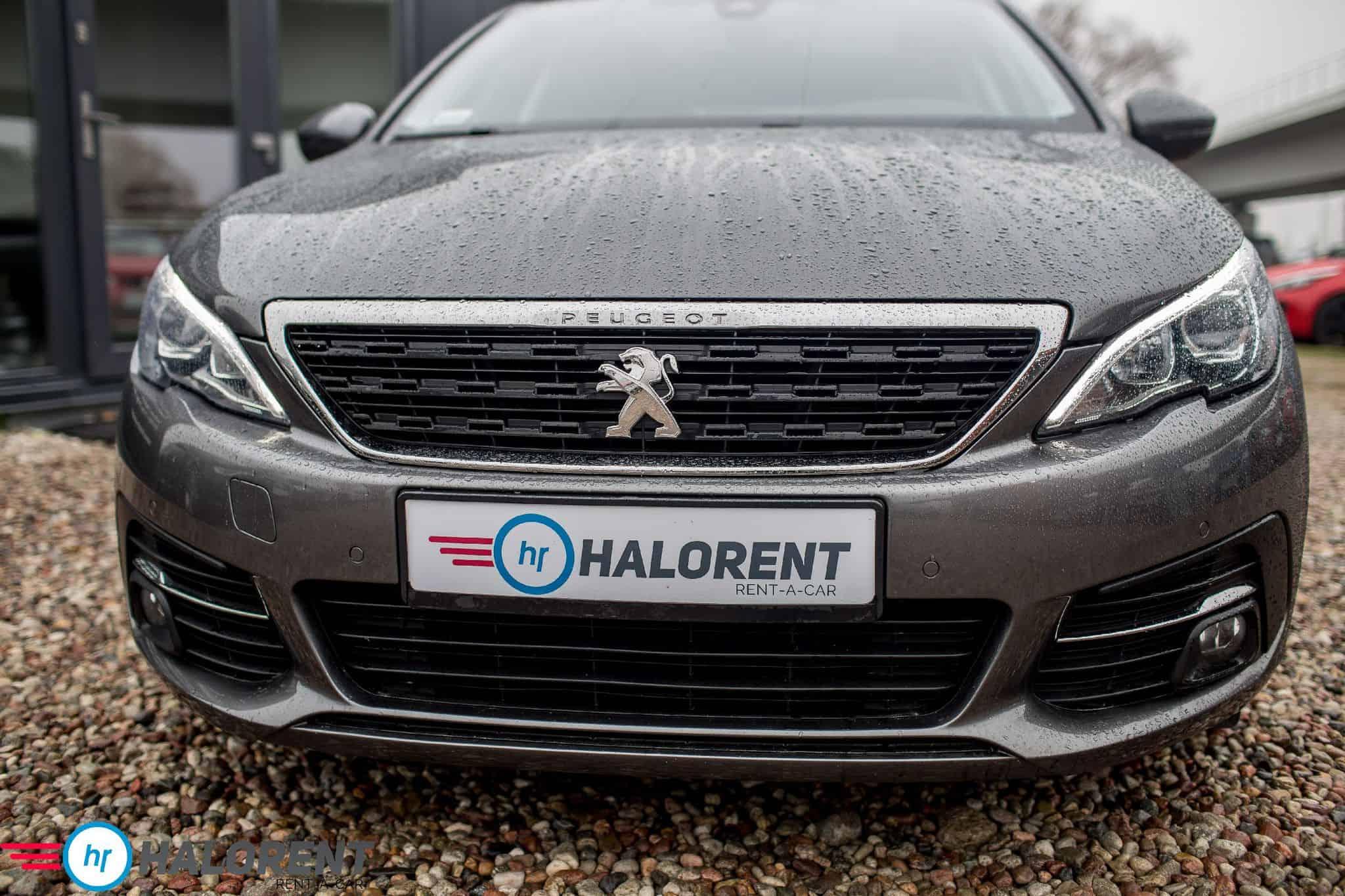 Peugeot 308 lub podobny