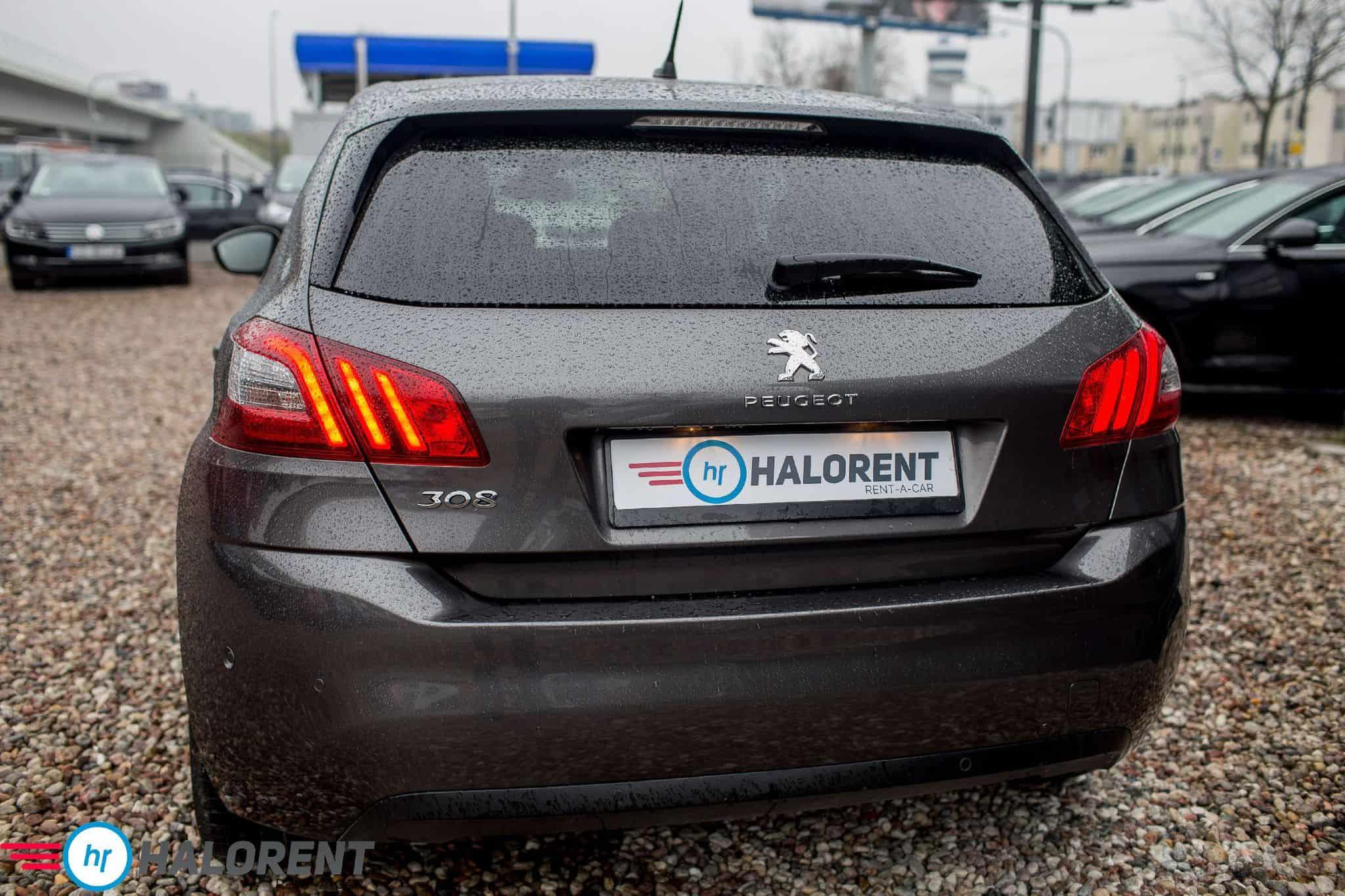 Peugeot 308 lub podobny klasy B